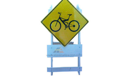 Divisor de Carril Bicicleta