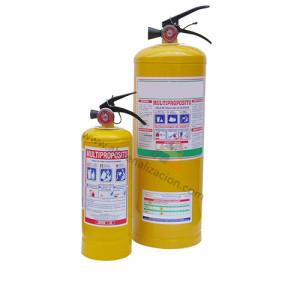 Extintores  elementos proteccion personal