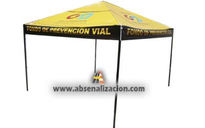 Carpa Fondo De Prevencion Vial