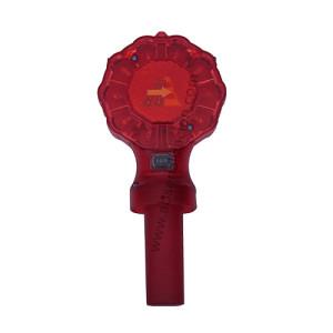 lampara de señalizacion para Cono